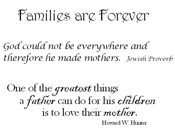 Family Quotes I Love You-Picture And Quotes