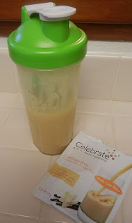 Celebrate+Vitamins+Vanilla+Cake+Batter+Protein+ENS+Shake+Blender+Bottle Weight Loss Recipes A day in my pouch