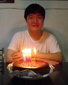 Happy 17th Birthday !