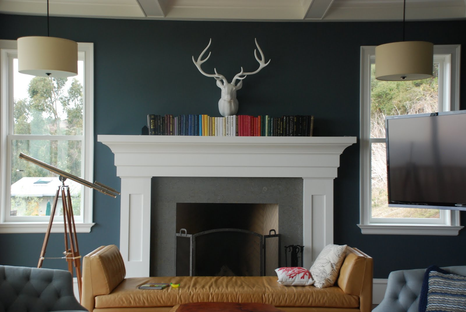 From Gardners 2 Bergers Reader Feature Bay Area Home Tour