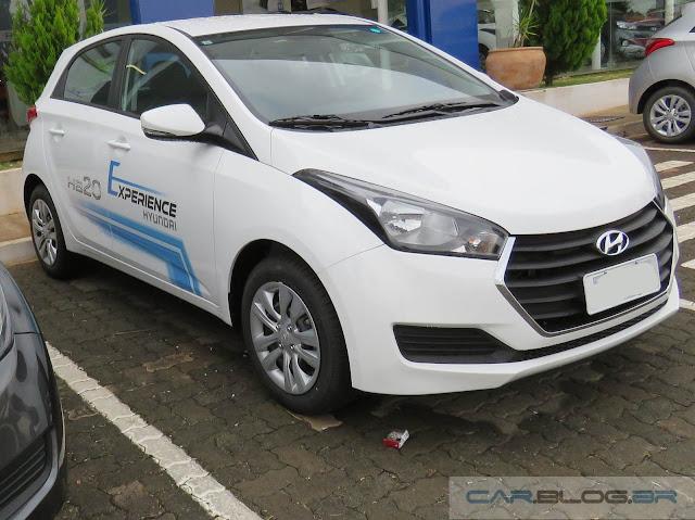 Hyundai HB20 2016 - Branco