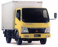 >  MITSUBISHI - FE 71  110 PS 4 BAN  BOX