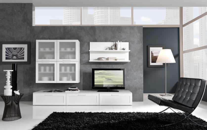 Arredamento moderno mobili soggiorno moderno - Soggiorno arredamento moderno ...