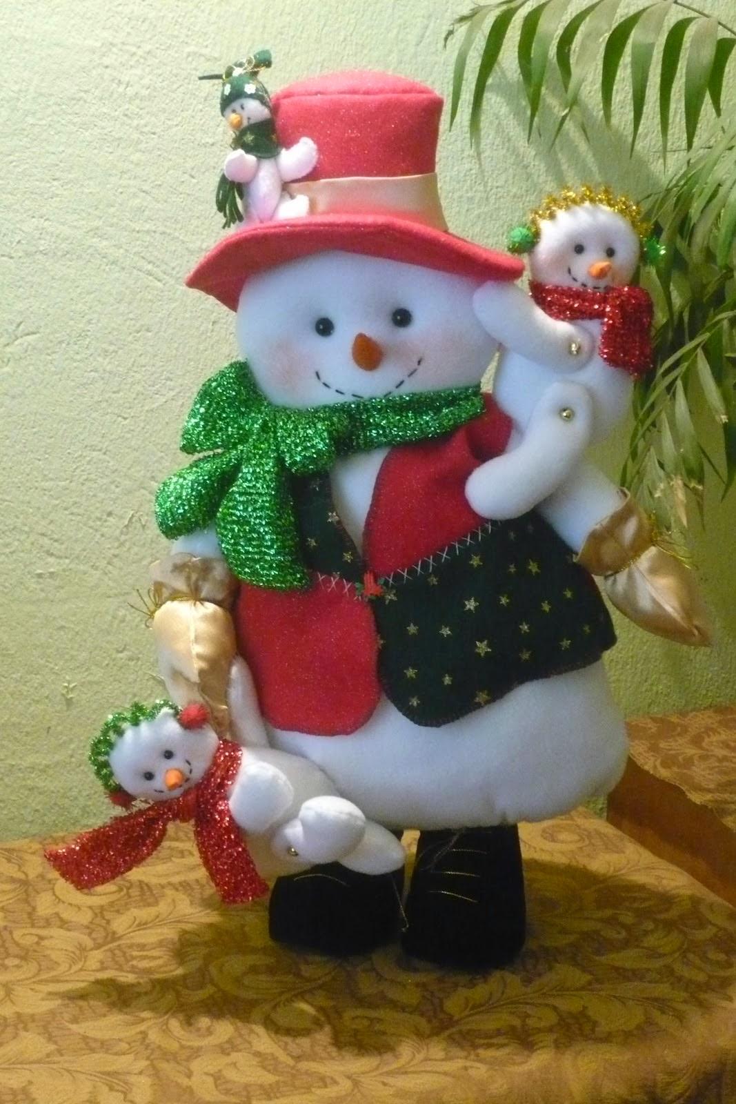imagen de adornos navideños