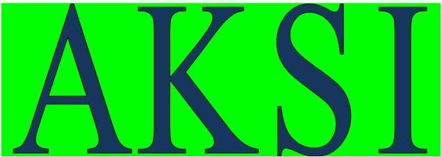 ***  A K S I  ***