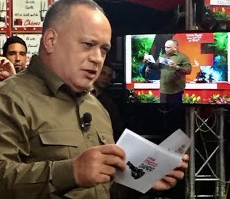 Cabello: No habrá cambios en el CNE ni liberación de presos