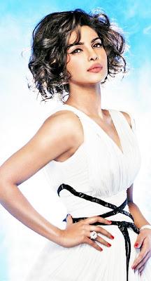 priyanka chopra shoot for hello magazine scan hot images