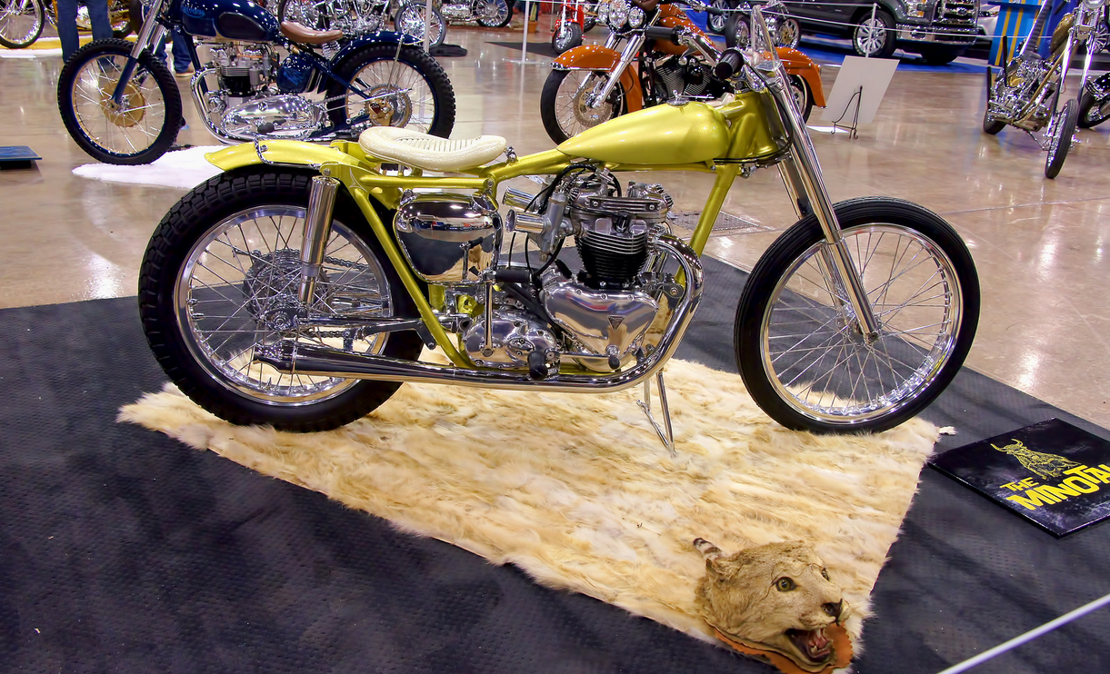 Grand national roadster show 2015 – bikes