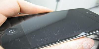 TIPS MERAWAT LAYAR LCD ATAU TOUCHSCREEN DARI GORESAN MAUPUN PECAH