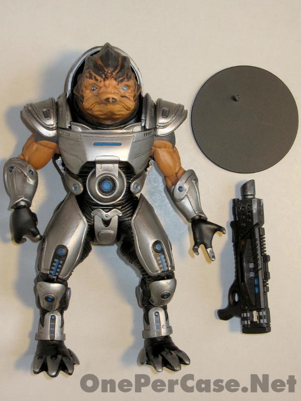 Mass Effect Figures Review Toys' Mass Effect Figures