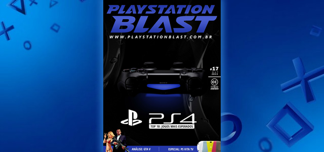 Revista PlayStation Blast Nº17 Capapospsb17
