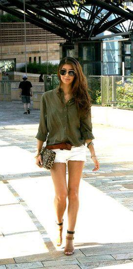 Looks em verde tropa moda outono-inverno 2015-2016 blusões e casacos
