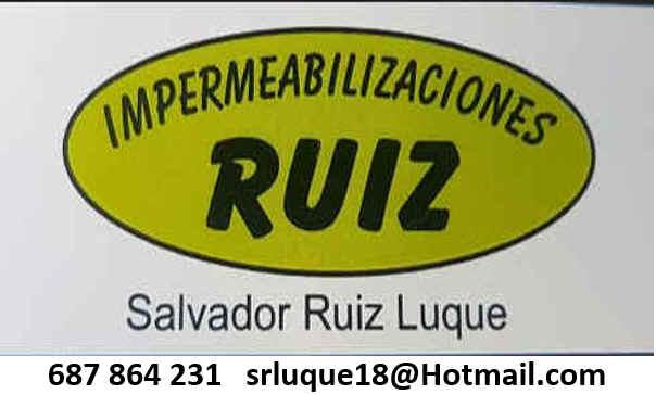 IMPERMEABILIZACIONES RUIZ