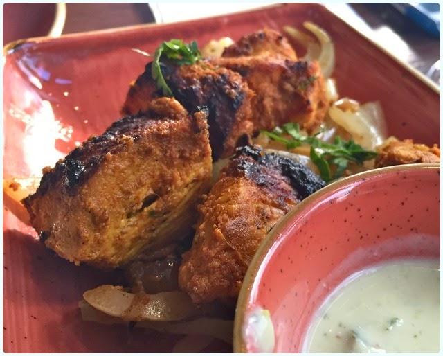Scene, Manchester - Chicken Tikka