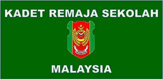 Bendera Kadet Remaja Sekolah .