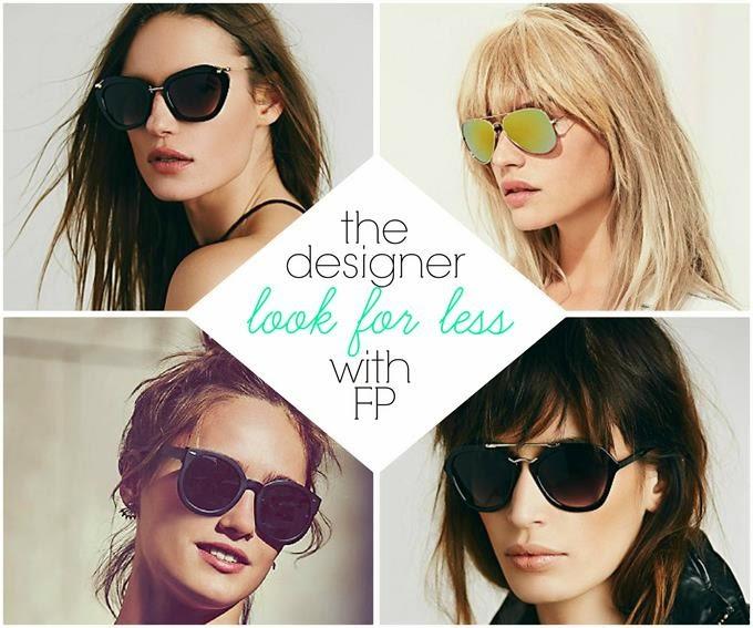 designer sunglasses for less  Belle de Couture: The Look For Less: Dupes For Designer Sunglasses