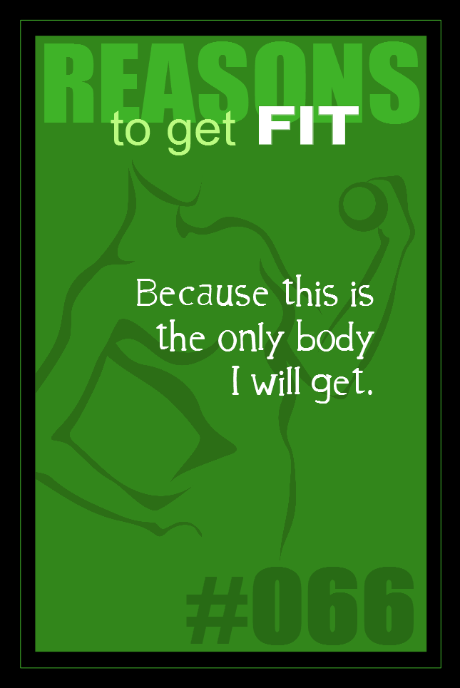 365 Reasons to Get Fit #066