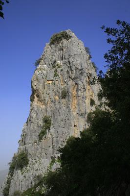 Sierra de Ubrique.Salto del Pollo