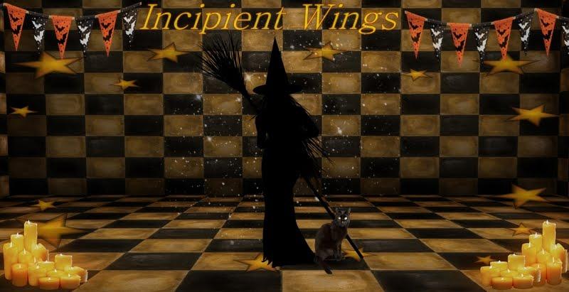 Incipient wings