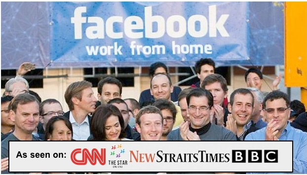 Philippines Residents: Facebook Pays ₱11,562/day To Work From Home