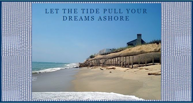 Let the Tide Pull Your Dreams Ashore