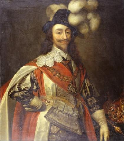 Carlos I de Inglaterra (1625-1649)