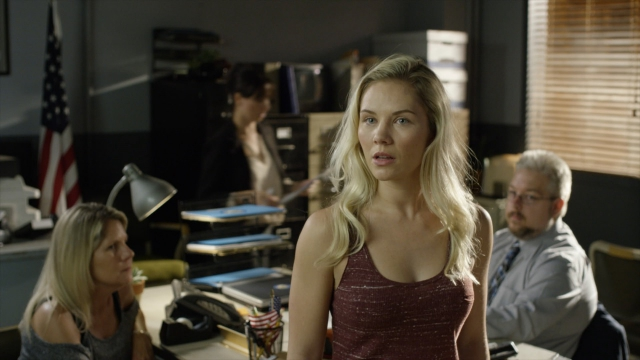 Hình ảnh phim Nữ Chiến Binh
