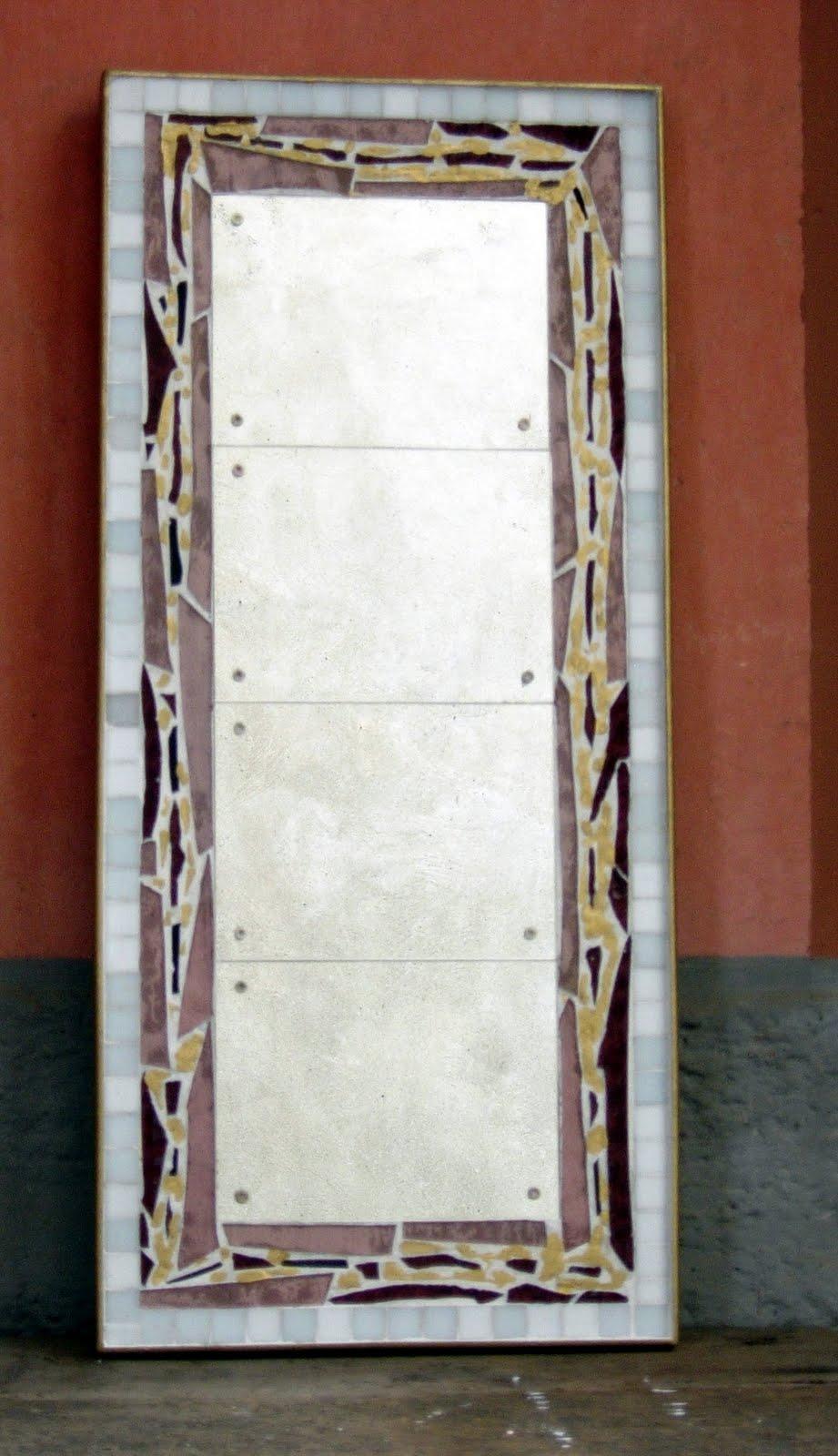 Oriani maurizio settembre 2011 - Specchio mosaico vetro ...