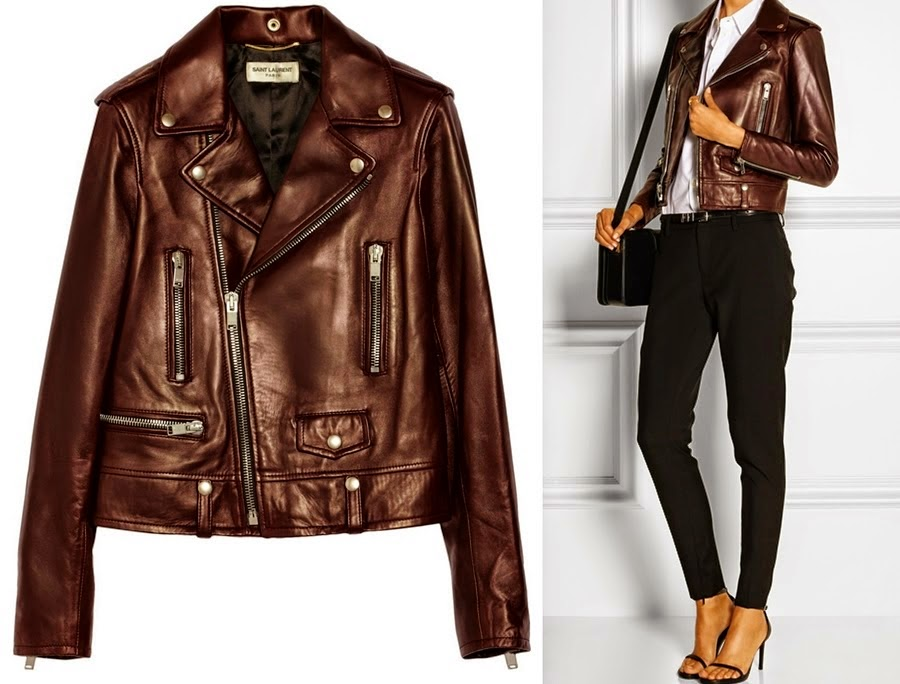 collection dark brown leather jacket womens pictures