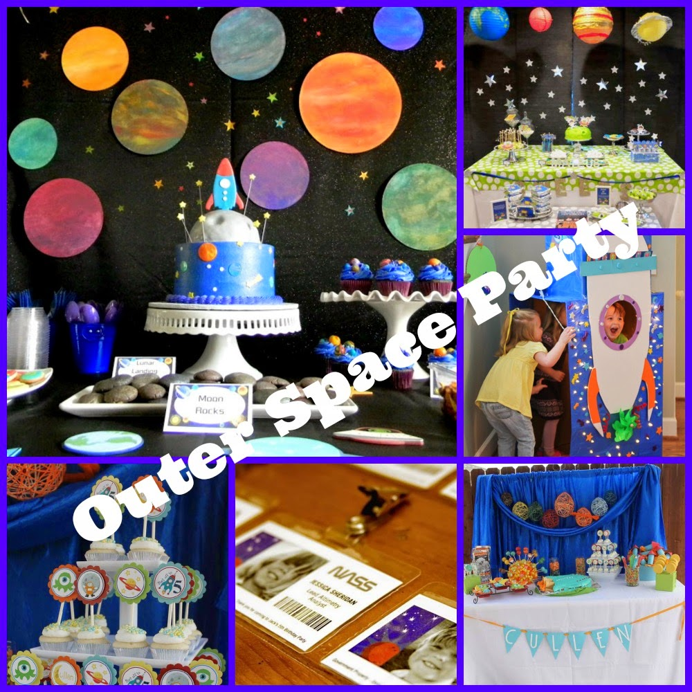 6 November Kids' Party Themes
