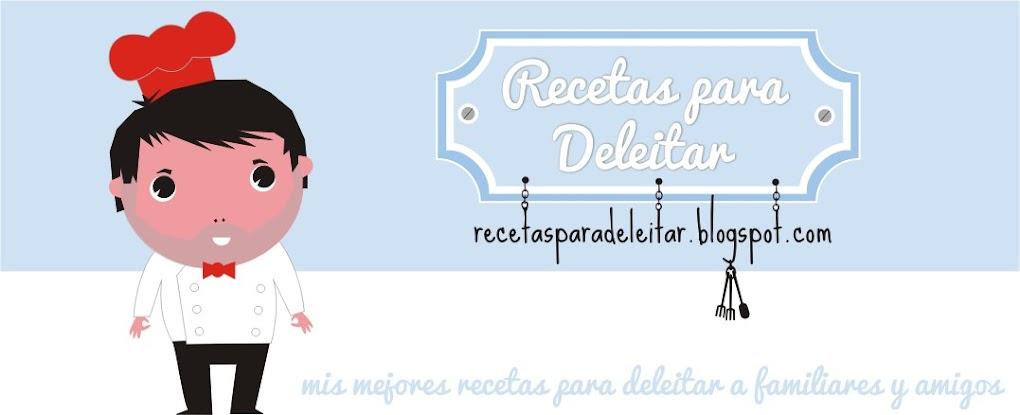 Recetas para Deleitar