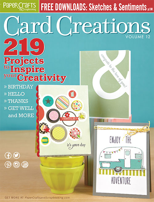 Card Creations Vol. 12