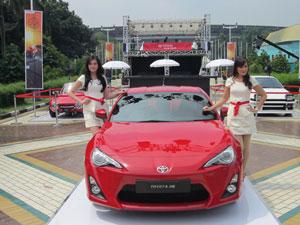 Harga Toyota Surabaya Juli 2012 Surabaya