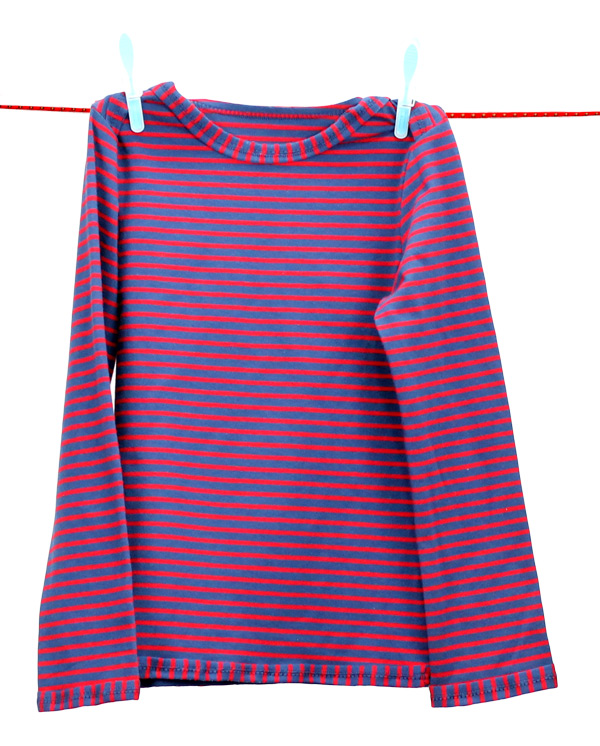 Schnittmuster - Nähanleitung: Shirt Musca - k-01-10 - schnittquelle ...