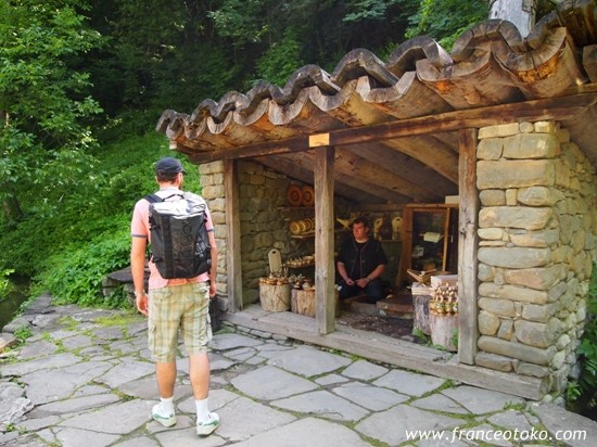 ブルガリア観光、ブルガリア土産、Architectural-Ethnographic Complex ETAR Etara, Gabrovo, Bulgaria