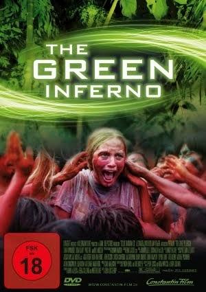 Cine: Infierno verde