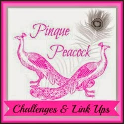 Pinque Peacock Challenge Blog