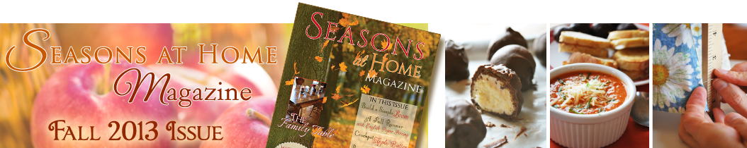 Seasons At Home Magazine
