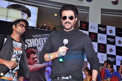 John Abraham, Anil Kapoor & Tusshar promote 'Shootout At Wadala' at Infinity Mall Malad