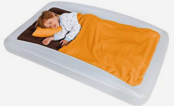 Colchão inflável para criança