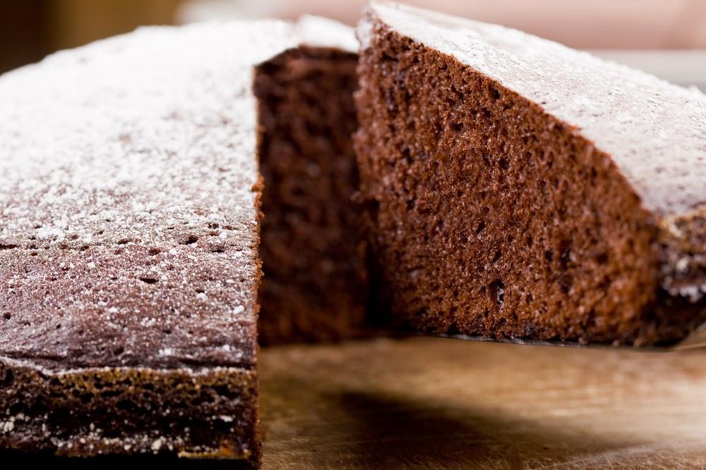 وصفة كيك الشوكولاتة السهل