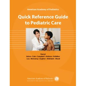 American Academy of Pediatrics: Quick Reference Guide to Pediatric Care pdf download