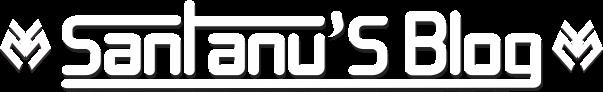 Santanu Blog
