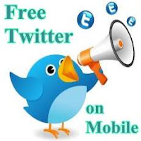 Use Unlimited Free Twitter on Mobilink and Ufone Mobile