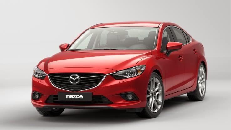 2015 Mazda 6i Grand Touring review notes