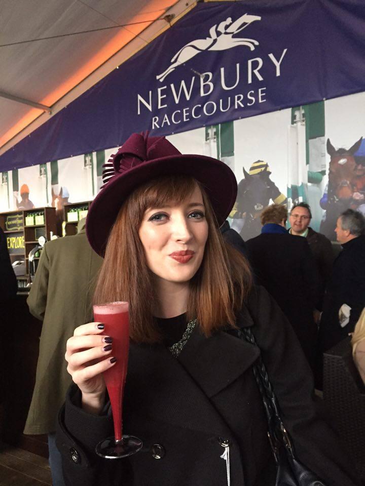 bec boop newbury races 2015