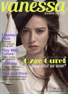 Cara Membuat Cover Majalah Menggunakan Adobe Photoshop 8