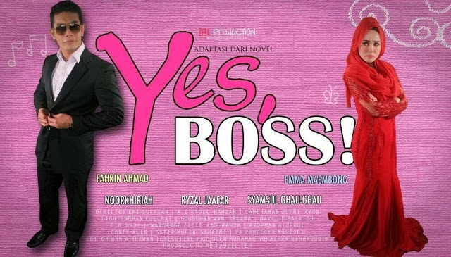 Drama Yes Boss di TV3