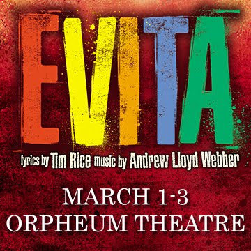 broadway at the orpheum theatre presents