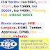 JASA SERTIFIKASI ISO 9001 /  OHSAS 18001
